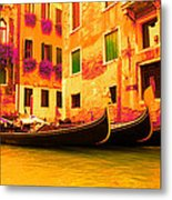 Impressionistic Photo Paint Gs 007 Metal Print