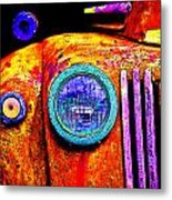 impressionistic photo paint GS 019 Metal Print by Catf