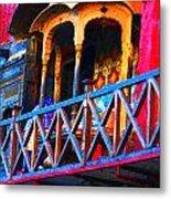 Impressionistic Photo Paint Ls 006 Metal Print