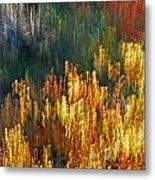 Impressionists Autumn Metal Print