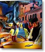 Impressions Of Italy Metal Print