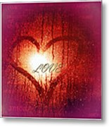 In Any Language The Emotion Is The Same Metal Print