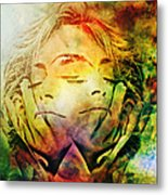 In Between Dreams Metal Print