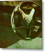In Days Gone By Metal Print by Ann Powell