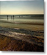 In From The Sea Metal Print