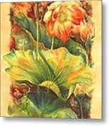 In Full Bloom Metal Print