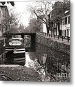 In Georgetown Metal Print
