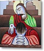 In Jesus Name Metal Print
