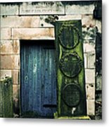 In Old Calton Cemetery Metal Print by RicardMN Photography