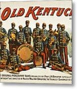 In Old Kentucky Metal Print