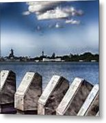 In Remembrance V7 Metal Print