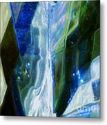 In The Blue Realm Metal Print