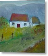 In The Bluestack Mountains Metal Print