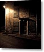 In The Dead Of Night Metal Print