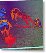 In The Dirt Again Metal Print
