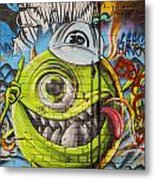 In The Eye Of The Beholder  Metal Print