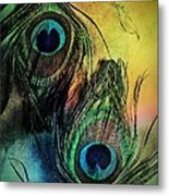 In The Eyes Of Others Metal Print