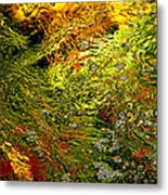 In The Flow 1 Metal Print
