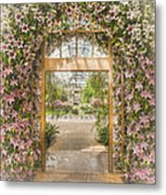 In The Palace Of Dreams Metal Print
