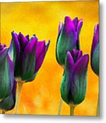 In The Sunshine Metal Print
