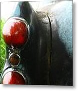 In The Truck  Metal Print