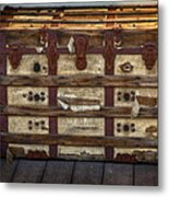 In This Old Chest Metal Print
