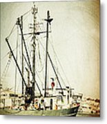 In With The Tides Metal Print
