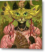 Incatneato Metal Print by Jeff Haynie