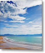 Inch Beach, Dingle Peninsula, County Metal Print