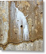 Incidental Art 7 Metal Print