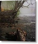 Indeed It Was A Mystical Place Metal Print