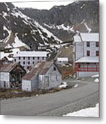 Independence Mine Metal Print