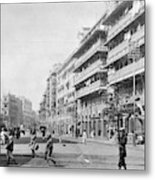 India Bombay Metal Print