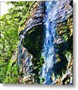Indian Ladder Falls 2 Metal Print