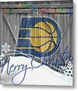 Indiana Pacers Metal Print