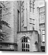 Indiana University Bryan Hall Metal Print by University Icons