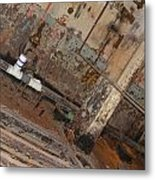 Industrial Metal Print