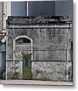 Industrial Architecture Metal Print