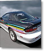 Indy 500 Pace Car 1993 - Camaro Z28 Metal Print by Gill Billington