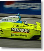 Indy Car 20 Metal Print