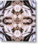 Infernal Combustion Engine Metal Print