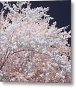 Inferred Spring Metal Print