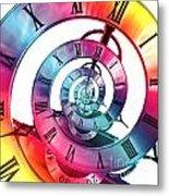 Infinite Rainbow 2 Metal Print