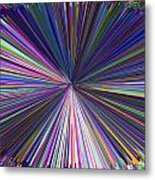 Infinity Abstract Metal Print