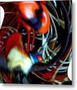 Infinity Dancer 7 Metal Print