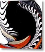 Infinity Dancer 8 Metal Print