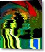 Infinity Rainbow River 1 Metal Print