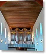 Ingelheim Organ Metal Print