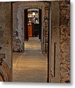 Inglenook Vineyard -6 Metal Print