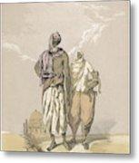 Inhabitants Of Mooltan (aka  Multan) - Metal Print